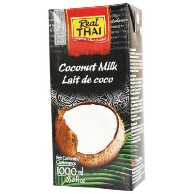 Real Thai Coconut Milk 1L