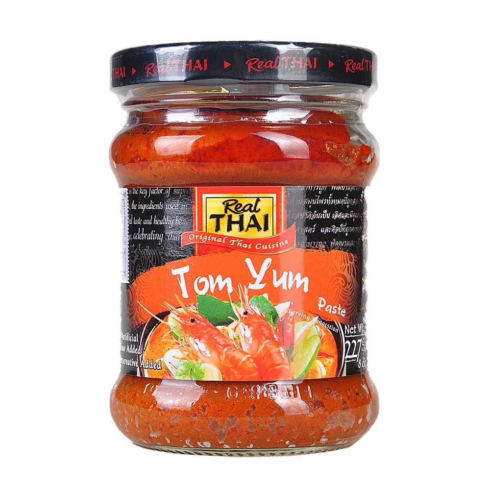 Real Thai Tom Yum Paste 227g