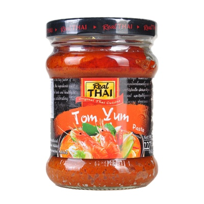 Real Thai Tom Yum Paste 227g