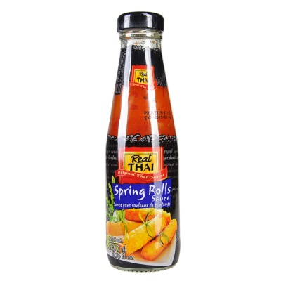 Real Thai Spring Rolls Sauce 200ml