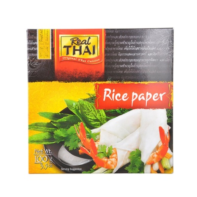 Real Thai Rice Paper 100g