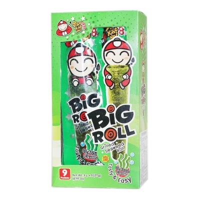 Tao Kae Noi Big Roll Grilled Seaweed Roll 27g