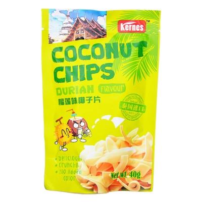 Kernes Durian Flavour Coconut Chips 40g