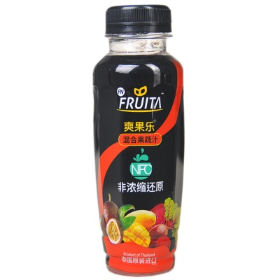 ShuangGuoLe Fruita And Vegetable Mixed Drink 250ml