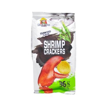 Miss SaiGon Shrimp Crackers(Seaweed Flavor) 75g
