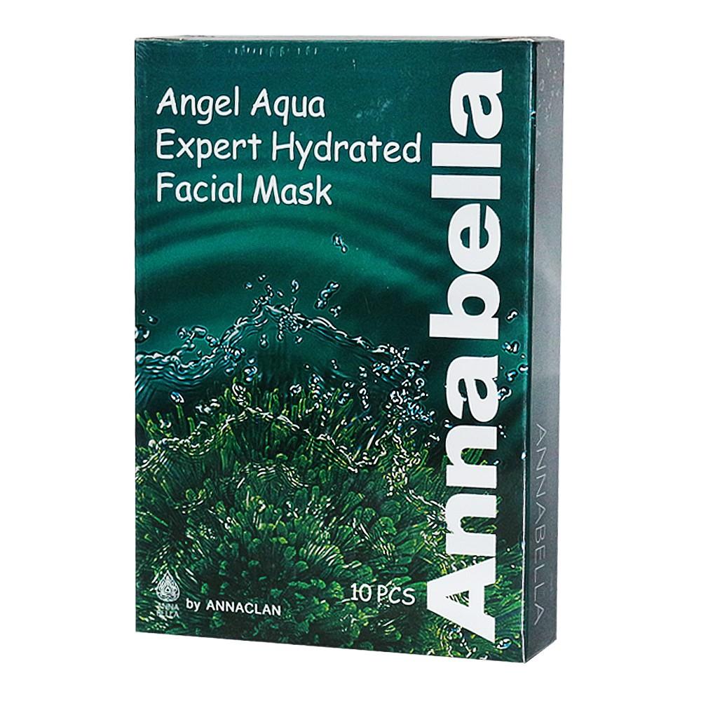Annabella Angel Aqua Expert Hydrated Facial Mask 10*30ml