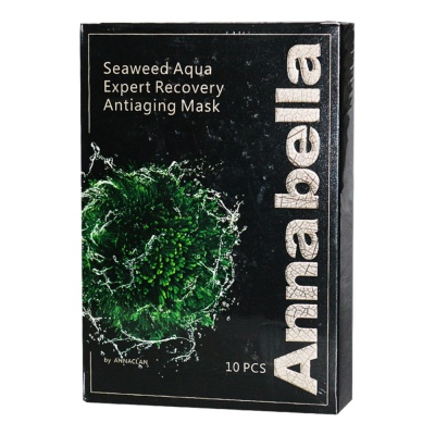 Annabella Seaweed Rejuvenating Facial Mask10*30ml