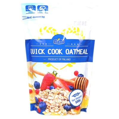 Seeo Quick Cook Oatmeal 500g