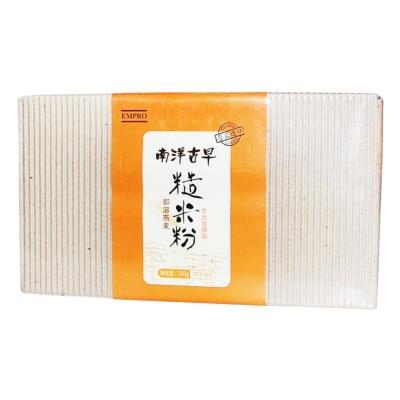 马来西亚南洋古早即溶糙米燕麦粉(含大豆磷脂) 350g