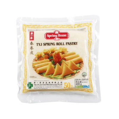 Spring Home Tyj Spring Roll Pastry 400g