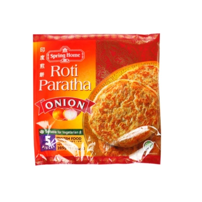 Spring Home Roti Indian Pancake(Onion Flavor) 325g