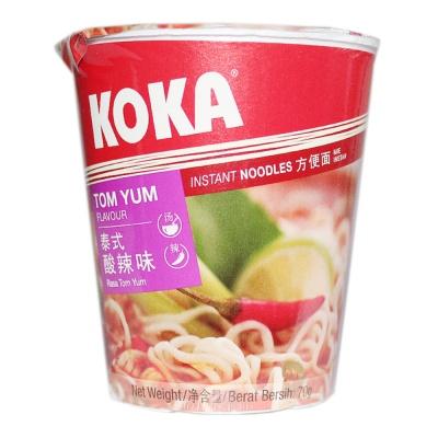 KOKA泰式酸辣味快熟面(油炸方便面) 70g