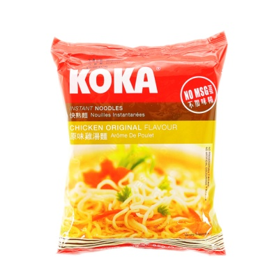 Koka Chicken Original Instant Noodles 85g