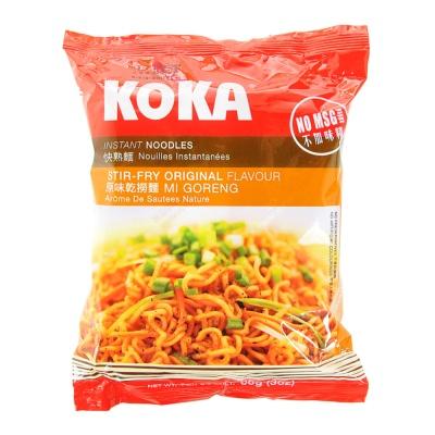 Koka Stir-fry Original Flavour Instant Noodles 85g