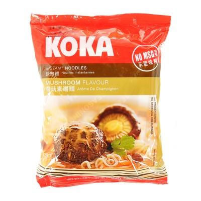 可口香菇快熟素面(油炸方便面) 85g