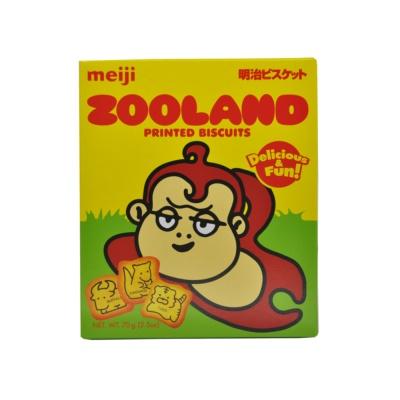 明治动物乐园饼干 70g