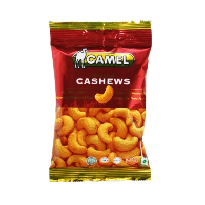 Camel Roasted Cashews 40g
