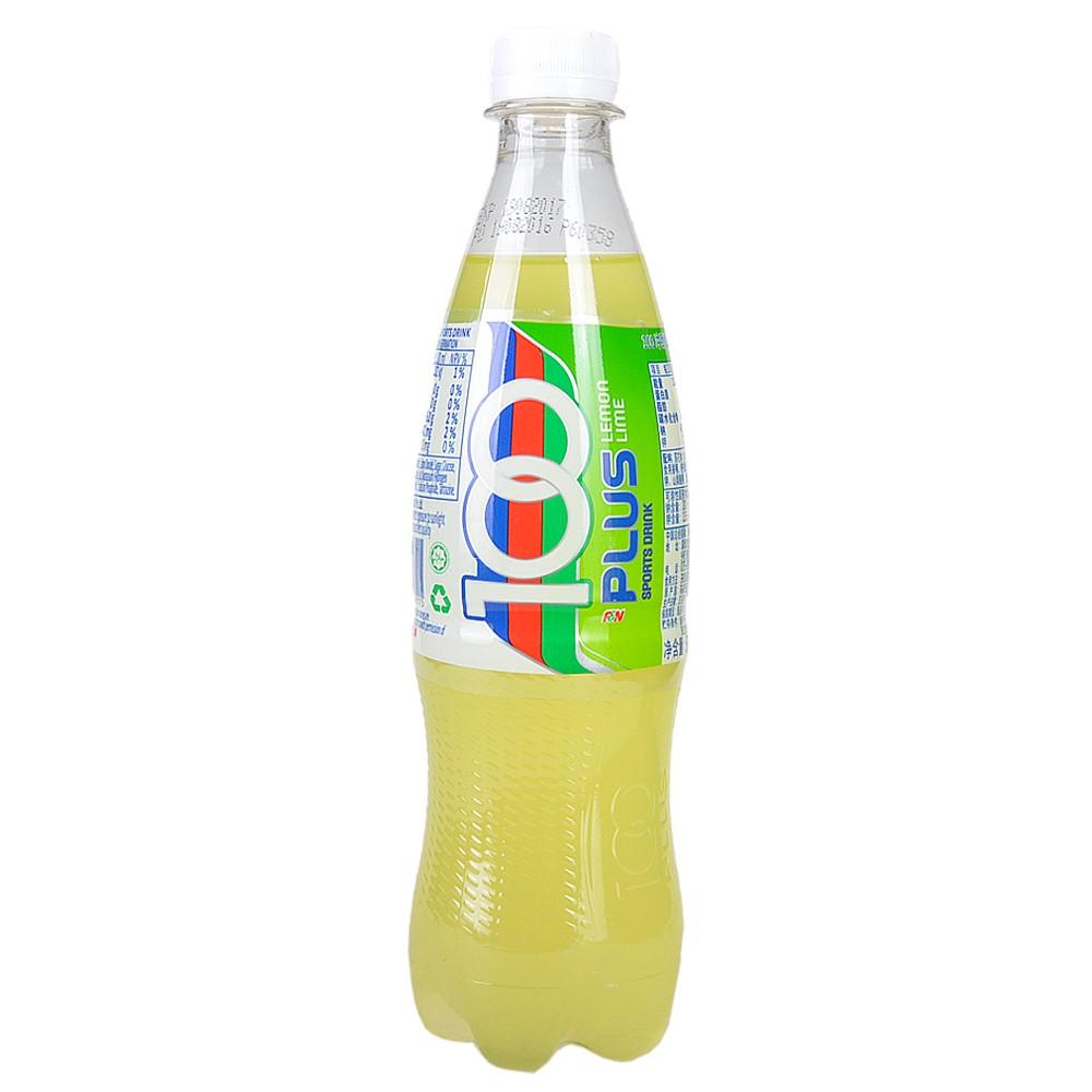 100 Plus Lemon Lime Sports Drink 500ml