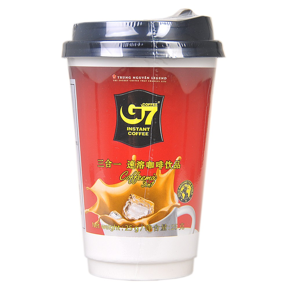 G7 Instant Coffee 25g