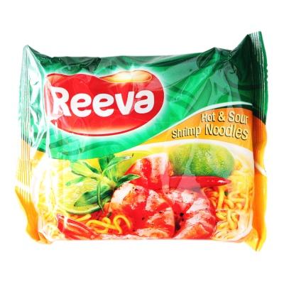 Reeva Hot & Sour Shrimp Noodles 65g