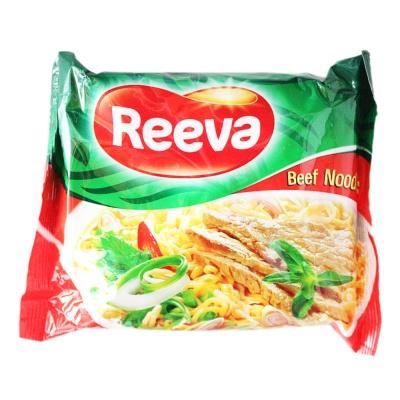 Reeva Beef Noodles 65g