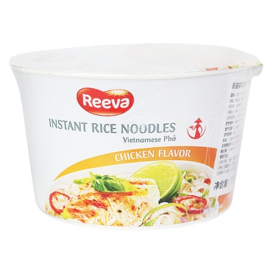 Reeva Chicken Flavor Instant Rice Noodles 70g