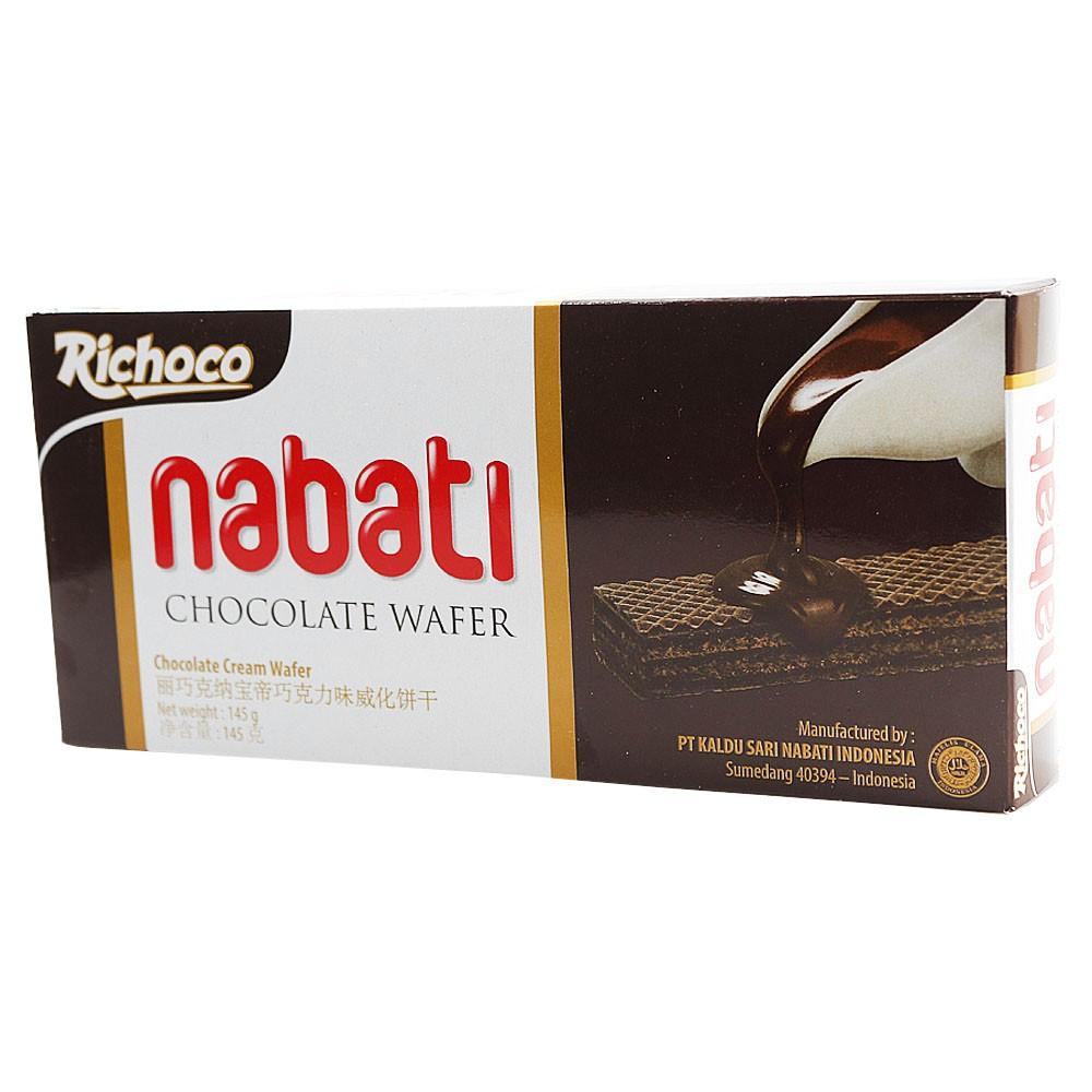 Richoco Nabati Chocolate Wafer 145g