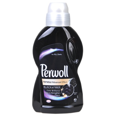 Perwoll Black & Fiber Laundry Liquid 900ml