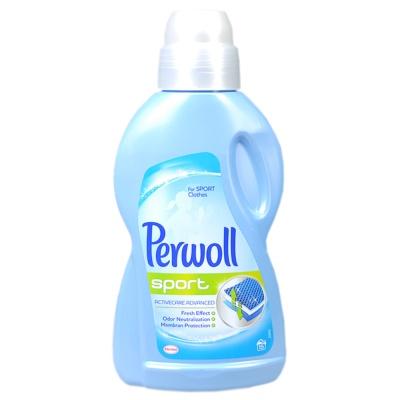 汉高Perwoll运动活力污渍洗衣液 900ml