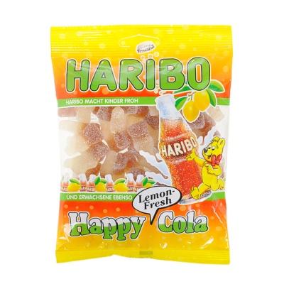 Haribo Lemon Cola Soft Candy 200g