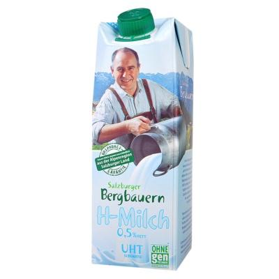 Salzbarger Skim Milk 0.5% Fett 1L