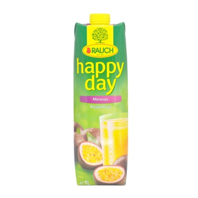 幸福时光百香果汁饮料 1L