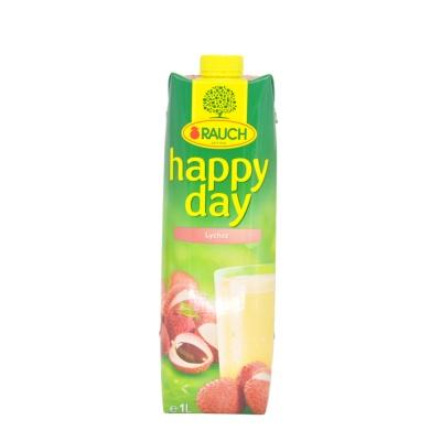 幸福时光荔枝果肉饮料 1L