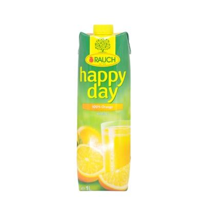 幸福时光100%橙汁 1L