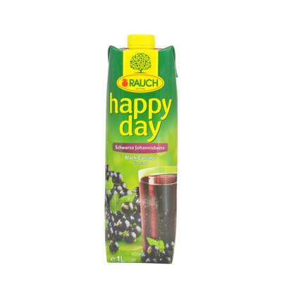幸福时光黑加仑汁饮料 1L