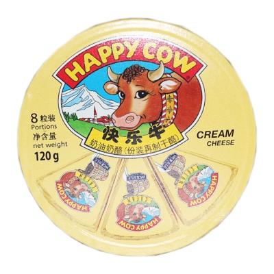 快乐牛奶油奶酪(份装) 120g