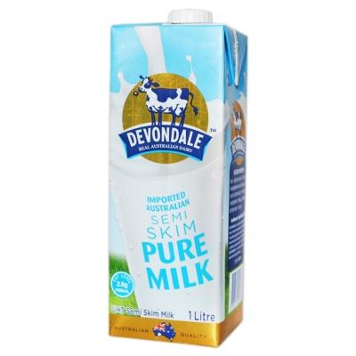 德运低脂奶 1L