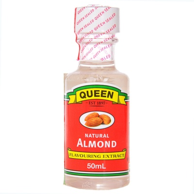 Queen Natural Almond Flavouring Extract 50ml