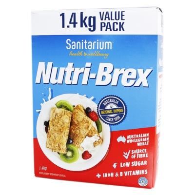 新康利优粹麦谷物即食麦片 1.4kg