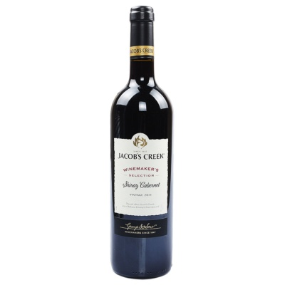 Jacob's Greek Selection Shiraz Cabernet 750ml