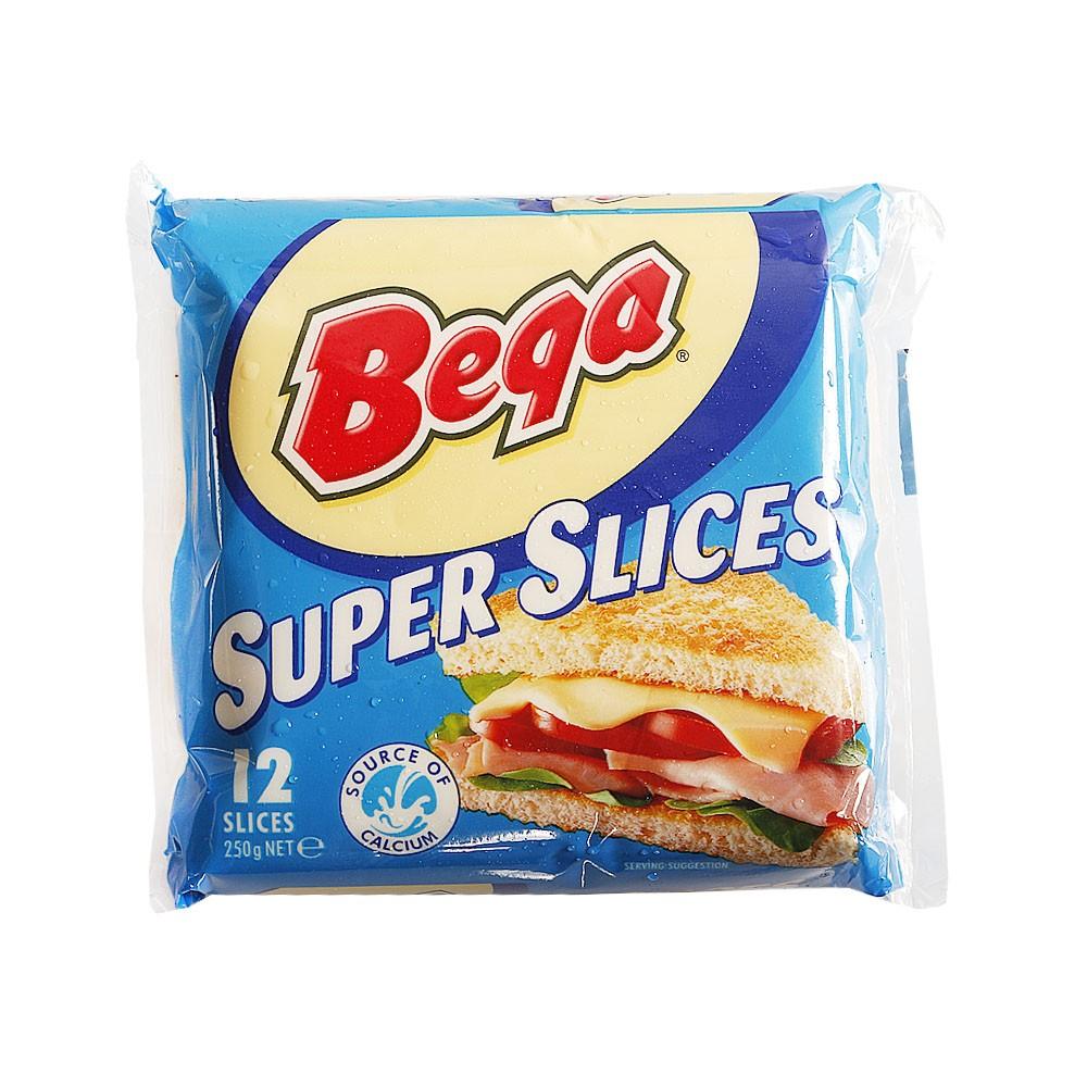 Bega Super Slices (12 Slices) 250g