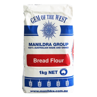 Gem Of The West Bread Flour 1kg