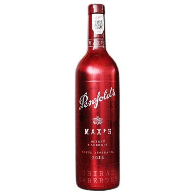 Benfold Max's Shiraz Cabernet Red Wine 750ml