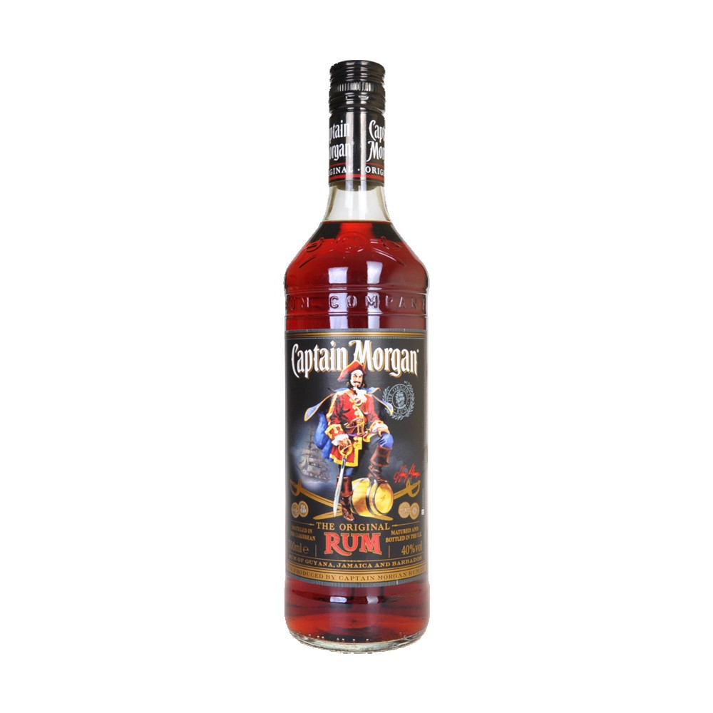 Captain Morgan The Original Black Rum 700ml