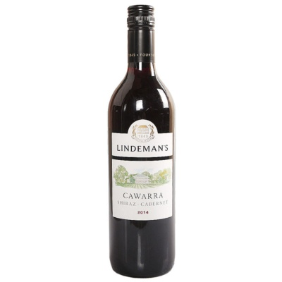Lindemans Cawarra Shiraz Cabernet Wine 750ml