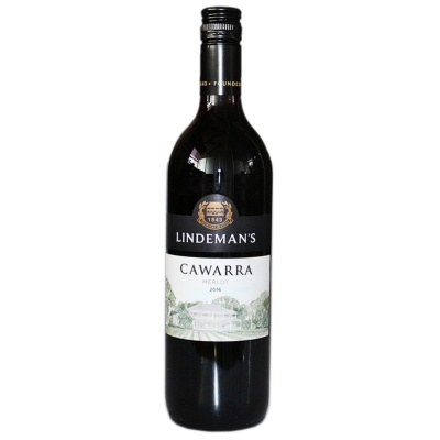 Lindeman's Cawarra Merlot Red Wine 750ml