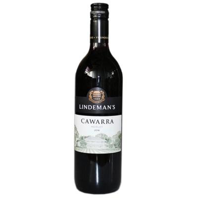 利达民卡瓦拉梅洛红葡萄酒红酒 750ml