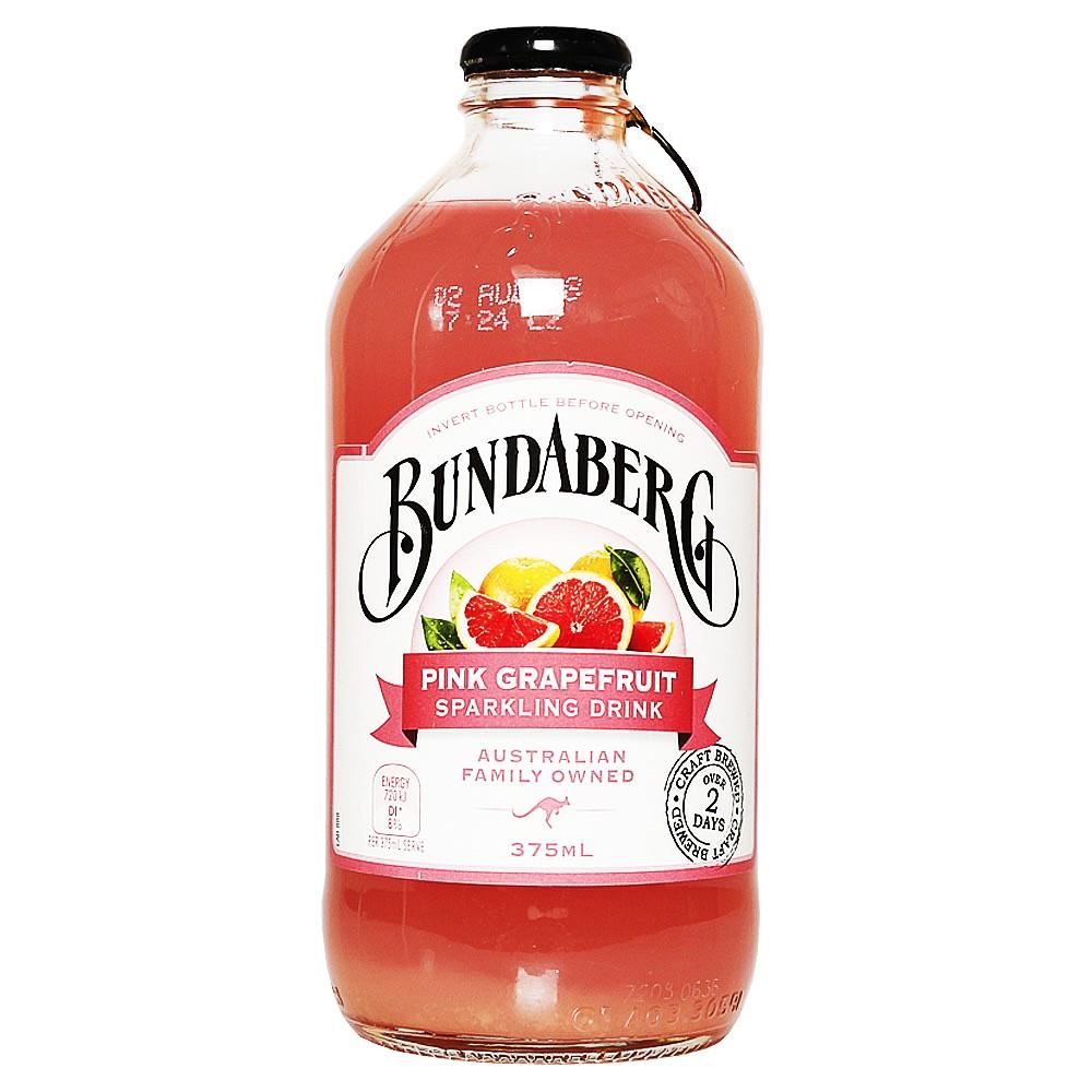 Bundaberg Pink Grapefruit Sparkling Drink 375ml