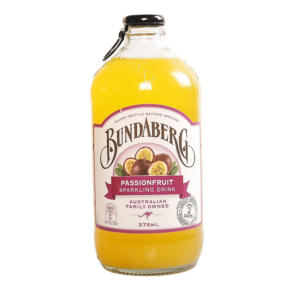 Bundaberg Passionfruit Sparkling Beer 330ml