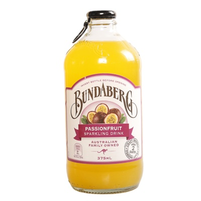 Bundaberg Passionfruit Sparkling Beer 330ml